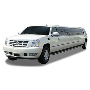 SUV Stretch Limos - Logan Airport - Boston Car Service